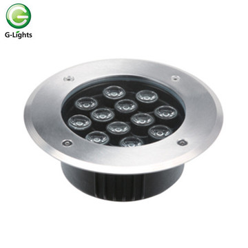 12watt Round Shap LED Underground Light