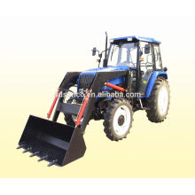 50hp,4WD Tractor with TZ05D Front Loader