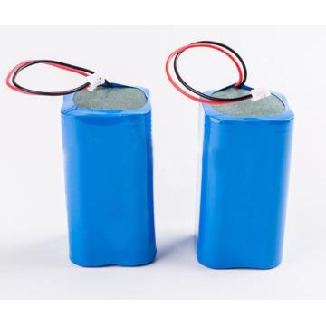 18650 7.4v 4000mah li-ion battery pack