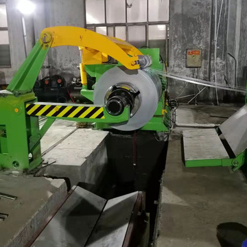 Precision Stainless Steel Coil Slitting Recoiling Line