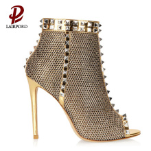hot sale new design summer sandals booties