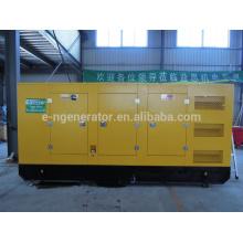 2014 nuevo tipo silencioso generador diesel de 325 kva 260 kw