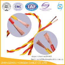 300/500V PVC Insulated RVS Flexible Twist Pair Wire
