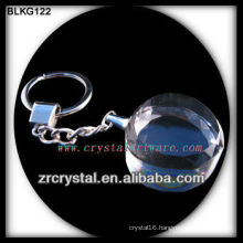 Blank Heart Crystal Keychain for 3d laser engraving