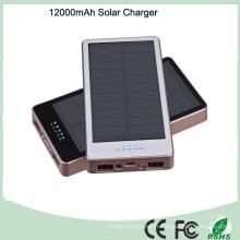5000mAh à 20000mAh double-USB chargeur de batterie de banque d'énergie solaire étanche (SC-1688)
