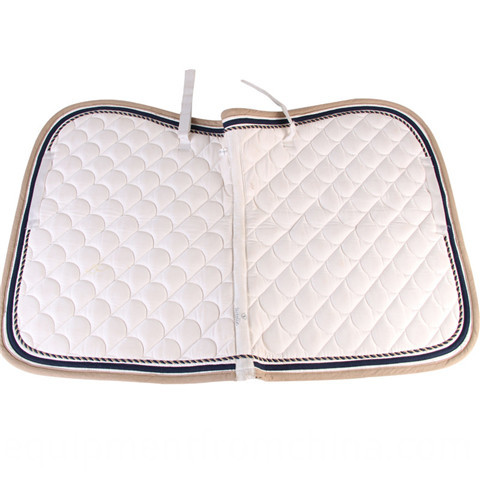 unfold saddle pad