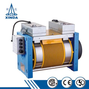 Motor de acionamento de máquina sem engrenagens Motor sem engrenagens de ímã permanente