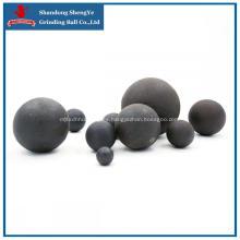 Bolas de acero forjado utilizadas en la minería de metales