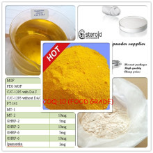 100% Natural Powder 303-98-0 Coenzyme Q10 with Factory Price Coq-10