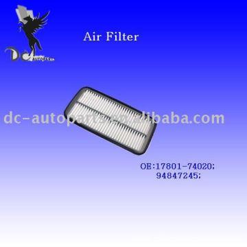Auto Eco Synthetic Fiber Air Filter