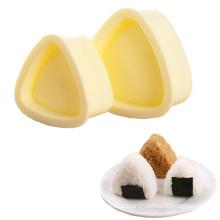 wholesale kitchen bento press sushi tool diy nori rice ball mold triangle onigiri maker mold