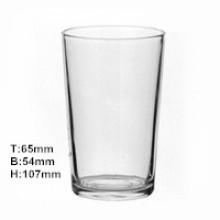 Bier Tasse Glas Tasse Tee Tasse Glaswaren Kb-Hn09669