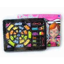 Promotion Education Plastic DIY Craft Toys Beads Set for Girl (10208490)