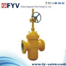 API6d Carbon Steel Slab Gate Valve