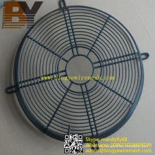 Alta calidad cromado ventilador de ventilador