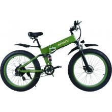 26-дюймовый электрический горный велосипед