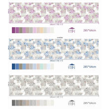 Popular Luxury Pigment Printed Bed Sheet Fabric