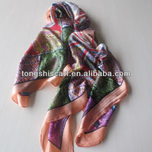 2013 newest polyester fashion scarf