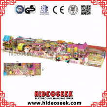 Candy Theme Entertainment Equipment Factory