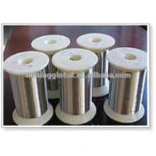 Alambre de limpieza 0.13mm de alambre de acero inoxidable 0.13mm