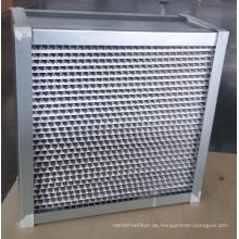 Hochtemperaturbeständigkeit und Luftfilter mit hohem Wirkungsgrad