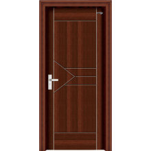 Right Hand Wooden Door