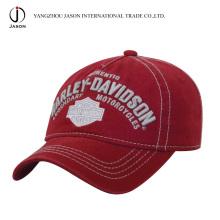 Gorra de béisbol de algodón lavado Sombrero de moda de ocio Sombrero Gorra de béisbol Gorra de deporte