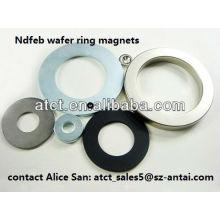 Seltene Erden Größe Ring Neodym-Magneten, Magnetring