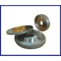Electroplated metal bond Diamond / CBN grinding wheel