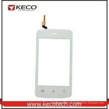 Livraison de 1 jour Pièces de rechange pour téléphone portable White Touch For Fly E157