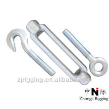 Din 1480 Turn Buckles Eye Bolts and hooks
