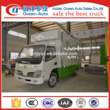 Dongfeng Mini Lebensmittel Grillen Wagen zum Verkauf