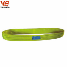 hoisting tools polyester crane lifting sling belt