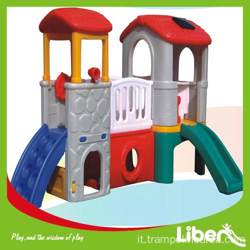 Scivoli di plastica playground per bambini - Bossgoo.com