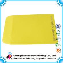 Cheap printing custom A4 envelope wholesale