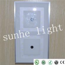 Neue Produkte Beste hohe Garantie 3 Jahre schwarz weiß LED Deckenleuchte verschiedene Macht