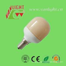 Bulbo forma de cilindro CFL (VLL-CYL-15W-Y) de lâmpadas economizadoras de energia