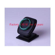 PU-Schmuck Jade vertikale Armreif Display-Ständer (BT-G2-BL)