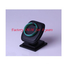 Suporte de exposição vertical da pulseira do jade da jóia do plutônio (BT-G2-BL)