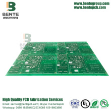 Low Cost PCB 2 Layers FR4 Tg135 PCB HASL lead free