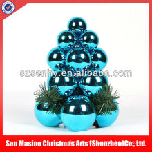 Plastic Large Christmas wood yard decorations factory