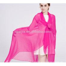 Senhora pare de sarong da cópia da cor sólida das senhoras da forma