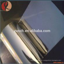 Produtos do molibdênio de Astm B386 99,95% Mandril Piercing da folha do molibdênio da pureza alta