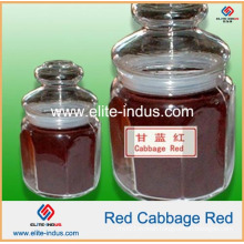 Food Additive Red Color Red Cabbage Red