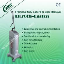 Er700b Medical Laser CO2 Fraccional Beauty Care Salon Equipamento