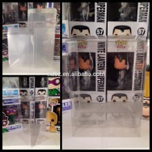 """Funko Pop! 4"""" Plastic Case Protectors - Acid-Free Clear Plastic Cases,made in China                                                                         Quality Choice"""