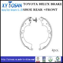 Chaussure de frein pour Toyota Hilux K2235