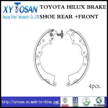 Brake Shoe for Toyota Hilux K2235