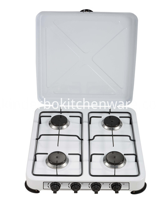 CE tested gas cooker