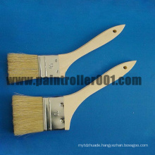 Wooden or Plastic Handle Bristle Paint Brush
